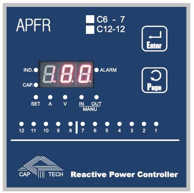 APFR C7/C12A操作說明書